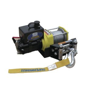 TREUIL - PALAN Treuil électrique 12 V DC ATV Superwinch UT300012V