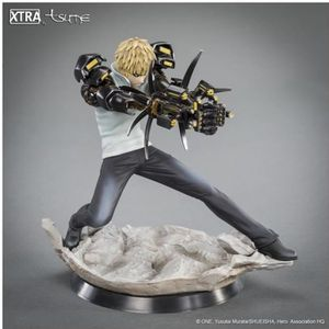 FIGURINE - PERSONNAGE One Punch Man - Genos Xtra by Tsume