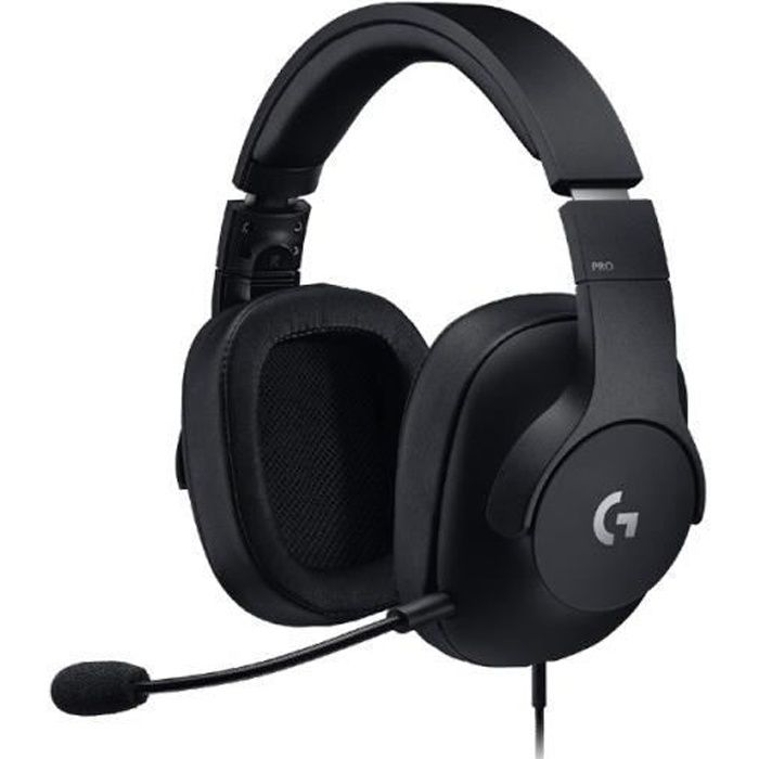 Logitech Casque Gaming G PRO