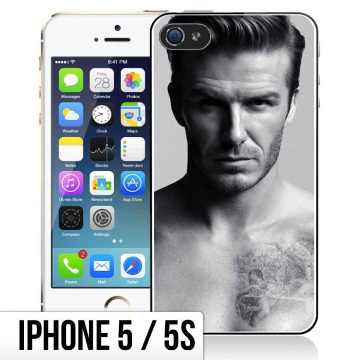 coque iphone 7 beckham