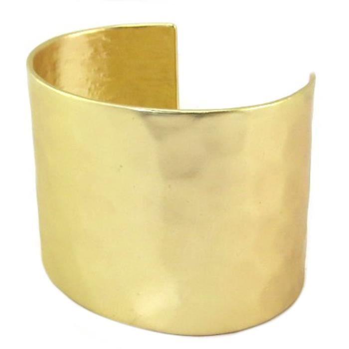 Bracelet Créateur Antica doré - 65 mm 50 mm [P6472]