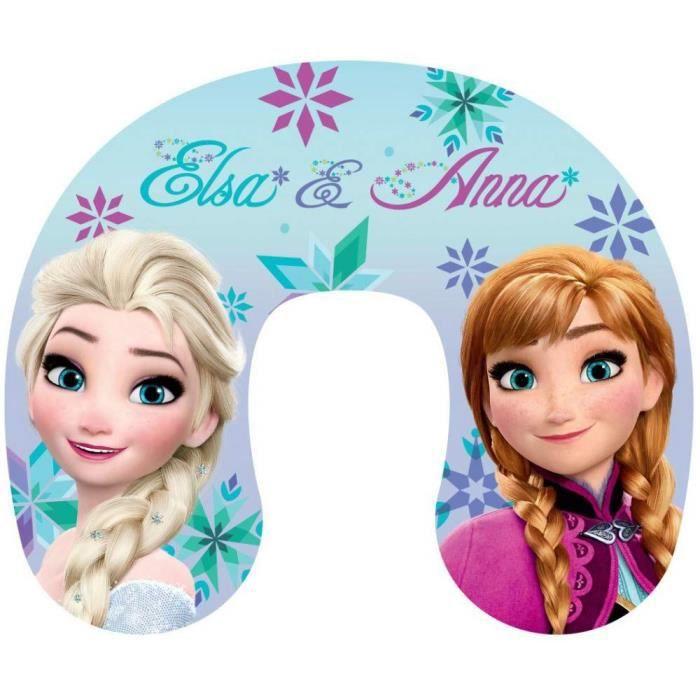 Pour Des Neiges Disney Oreiller De VoyageVacancesVoitureReine Coussin Cou Frozen Enfants 8n0OwPkX