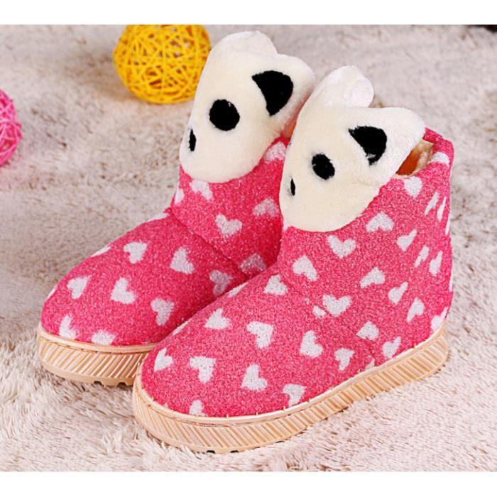 Enfants bottes de neige et chaussures d'hiver c... BymSu682G