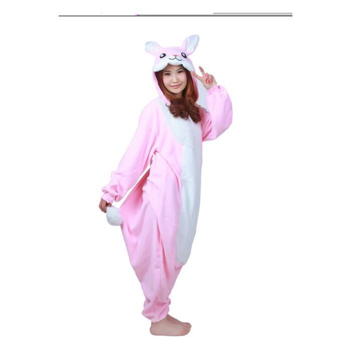 lisse code promo prix bas Deguisement lapin femme