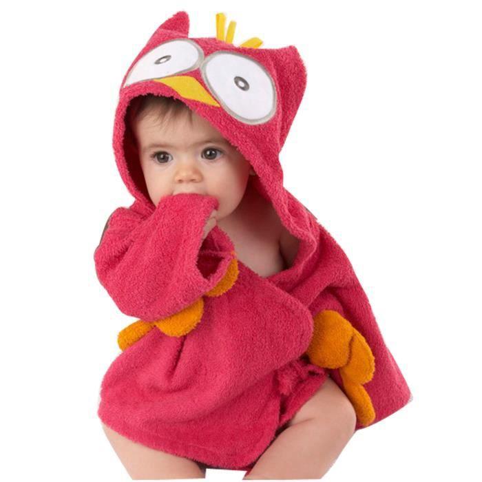 a0e2aa9d94506 Pyjama Polaire Bébé Garçon Fille Chemises de Nuit Forme Créatif ...