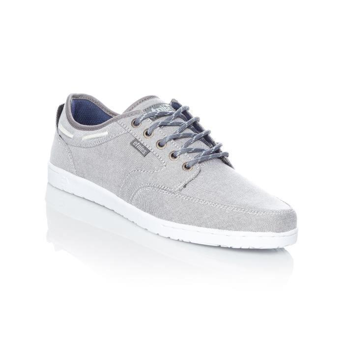 Chaussure Etnies Dory Gris-Tan f6Q59