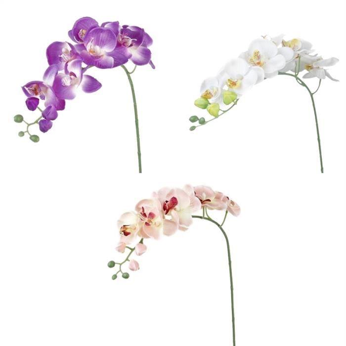 Fleurs artificielles orchidee achat vente fleurs for Vente fleurs artificielles