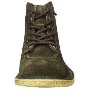 Chaussures Femme Kickers - Achat   Vente Chaussures Femme Kickers ... 543d34d84cfc