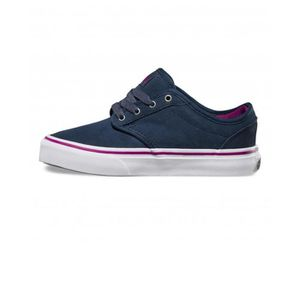 Chaussures Atwood Suede Blue Orchid Jr - Vans 8LAYSAQ1