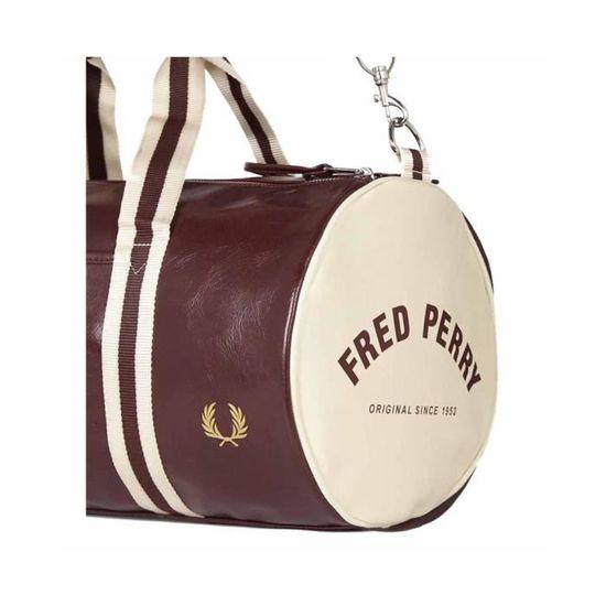Vente Marron Classic Sac Bag Perry Barrel Perry Achat Classic Sac Fred Cdiscount Barrel Fred HwHqxBZ