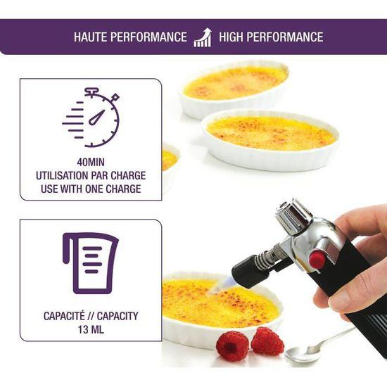 Mastrad F46000 Chalumeau De Cuisine Achat Vente Chalumeau
