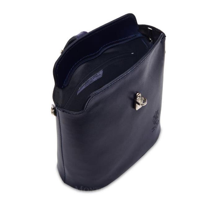 Véritable luxe italienne main cuir véritable super lisse MadeGJ7WO