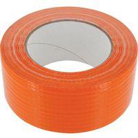 ADHÉSIF Ruban adhésif PVC toilé orange Outibat L33m l...