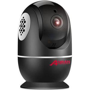 CAMÉRA IP Caméra IP1080P ANRAN  Sans Fil, Audio Bidirectionn