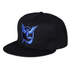 CASQUETTE Pokemon Go casquette de baseball équipe Mystic Ins