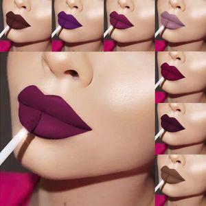 ROUGE A LÈVRES m3264 26 couleurs douces lèvres mat Crème Gloss à