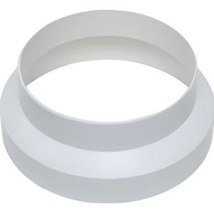 ACCESSOIRE DE GAINE Réduction de ventilation plastique Ø 150/125
