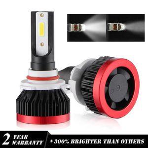 PHARES - OPTIQUES Kit LED Philips H7 6000K Lampe Phare Avant LED 96W