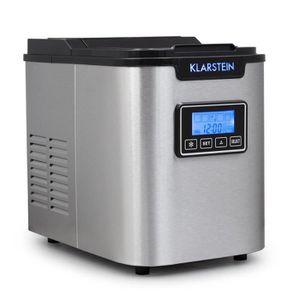MACHINE À GLACONS Klarstein Icemeister - machine à glaçons avec rése