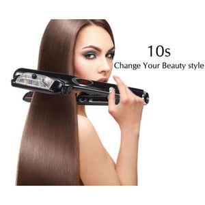 FER A LISSER htg vapeur fer fer lisseur fonction cheveux défris