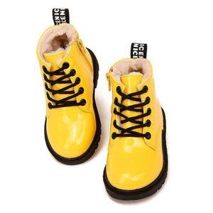BOTTE Couleur Enfant Garçon&Fille Chaussures étanches Ma