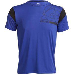 T-SHIRT MAILLOT DE SPORT Tee shirt Multisport Homme ATHLI-TECH CHARLOT TMC
