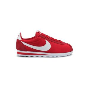 new styles cfd69 5392b BASKET Baskets Nike Classic Cortez Nylon Rouge.