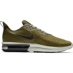 BASKET NIKE AIR MAX NEWS SEQUENT 4 VERT ADULTE 2019 maill