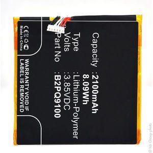 Batterie téléphone Batterie téléphone, smartphone, GSM 3.85V 2100mAh
