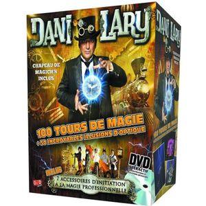 JEU MAGIE Magie : Coffret Dani Lary pro + Chapeau de magicie