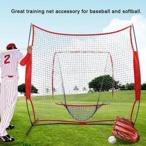 KIT - PACK BASEBALL Filet d'entraînement de baseball frappant Filet de