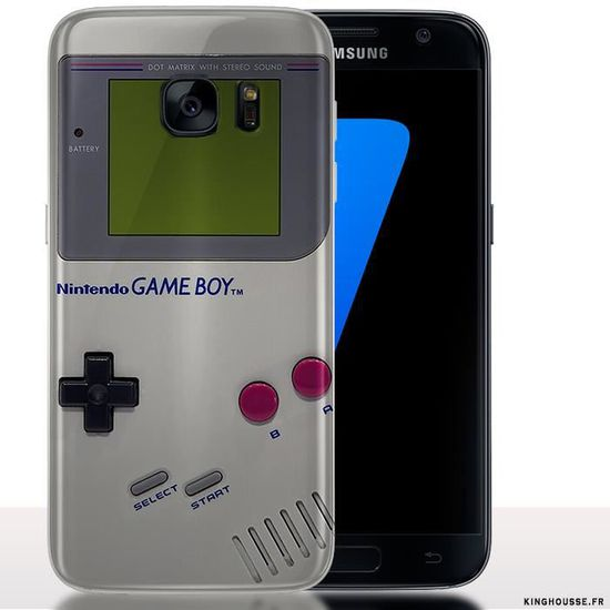 coque de telephone samsung s7 game