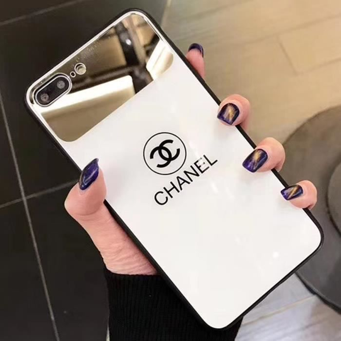 coque iphone 8 plus channel