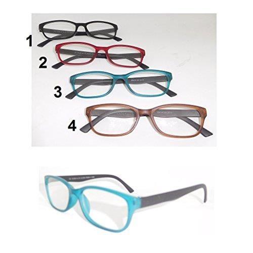 LUNETTES DE LECTURE Paire lunette de lecture +1.50 Mate Loupe Grossiss e27a097284d3