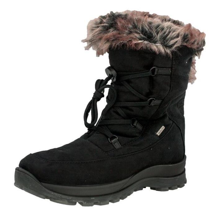 le dernier 32b68 81d93 Bottes neige Romika Alaska 02 87... Noir - Achat / Vente ...