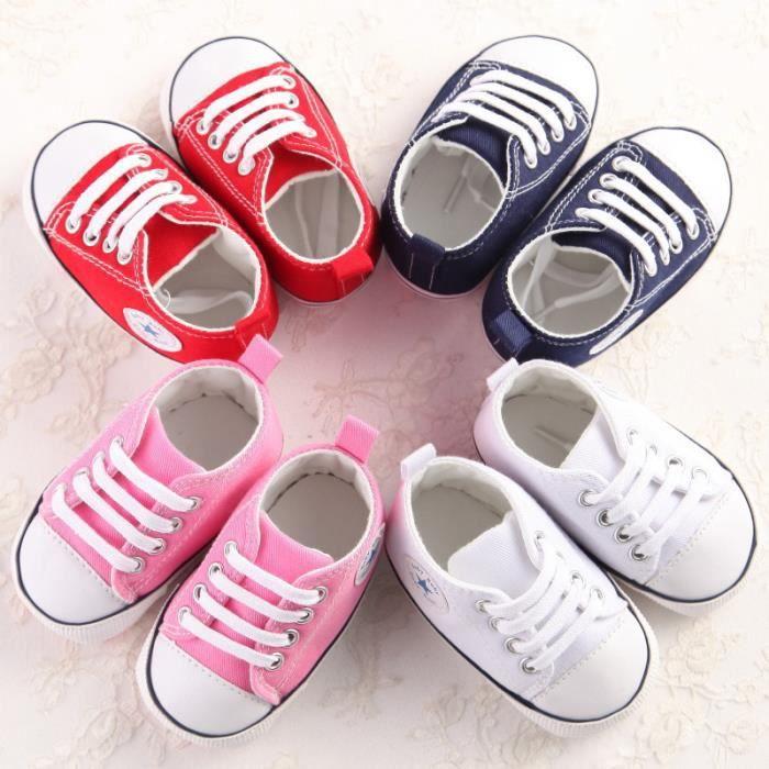 Taille Sneakers Bébé Souple Chaussures Asiatique Belle Garçons S6q7xd