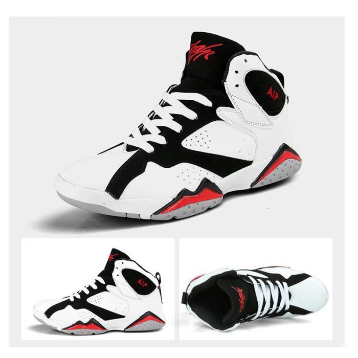 JOZSI Baskets Homme Chaussure été et hiver Jogging Sport léger Respirant Chaussures ZX-XZ224Blanc36 EezhfnmPx