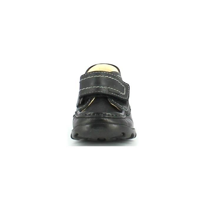 Primigi - Primigi Chaussures Enfant Cuir Noir