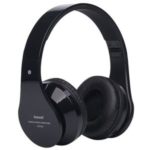 Casques Baladeurs Hifi Arealer Sans Fil Bluetooth Casque Prise