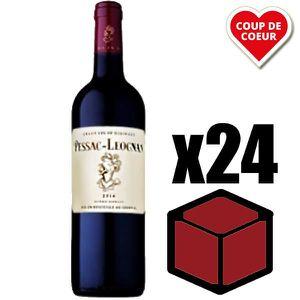 VIN ROUGE X24 Pessac-Léognan de Chevalier 2014 75 cl AOC Pes