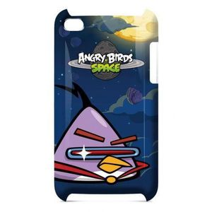 COQUE MP3-MP4 Gear4 Angry Birds Space Coque pour iPod Touch 4 La