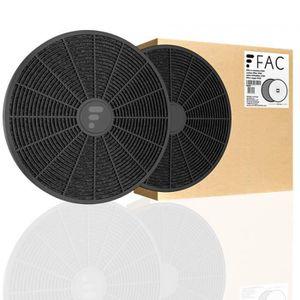 FILTRE POUR HOTTE FC05 - Filtre à charbon compatible hotte Hotpoint