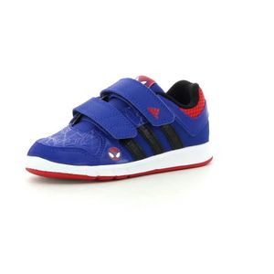 BASKET Baskets bébé Adidas Marvel Spiderman C