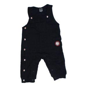 458f64a1cbd07 Salopette bébé garçon TERRE DE MARINS 6 mois noir hiver - vêtement bébé   1123824