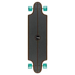 SKATEBOARD - LONGBOARD OSPREY Longboard Twin Tip GENERATION