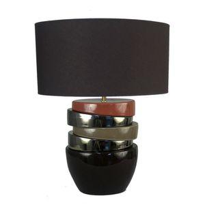 LAMPE A POSER TALA Lampe à poser céramique - Cycles empilés - 46
