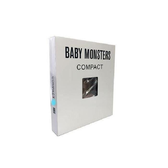 BABY MONSTERS Pack couleur avec crashpad inclus turquoise