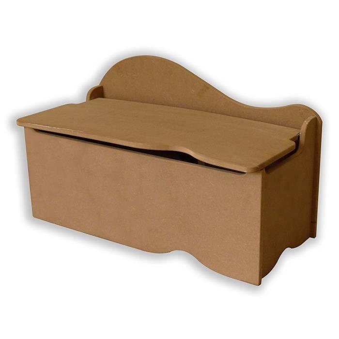 coffre bois brut achat vente coffre bois brut pas cher. Black Bedroom Furniture Sets. Home Design Ideas