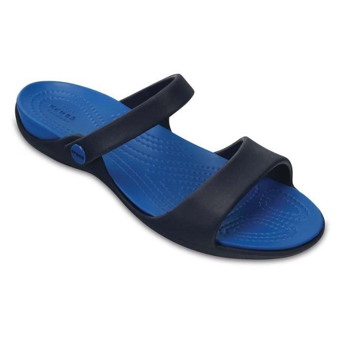TONG Chaussures femme Sandalettes et tongs Crocs Cleo V