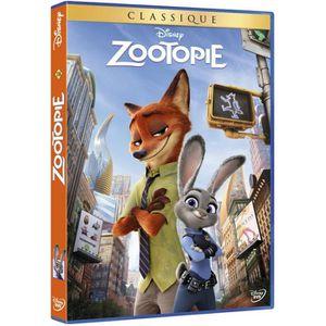 DVD DESSIN ANIMÉ DVD Zootopie - Disney